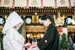 9.30 JUNO×櫛田神社模擬挙式体験フェア