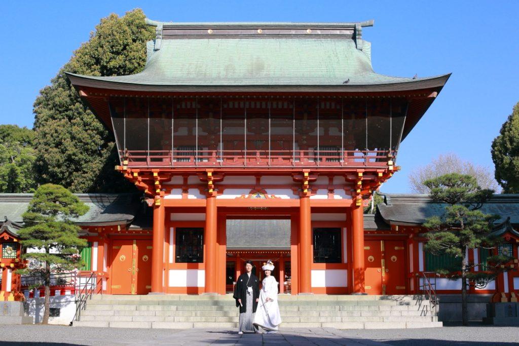 第二回 藤崎八旛宮神社挙式 現地相談会!