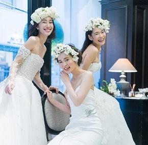 【Winter Wedding限定】二次会ドレスのご案内