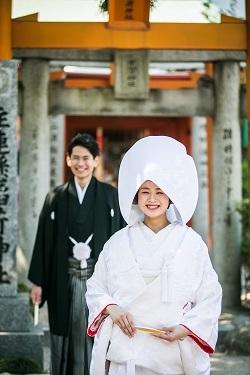 1月27日(日) 【福岡】JUNO×櫛田神社 模擬結婚式&白無垢試着会フェア