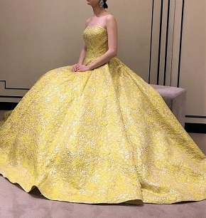Bring you happines! -JUNO Original Color Dress-