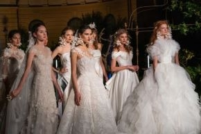 New Collection! from Spring 2020 Bridal Fashion Week Vol.1