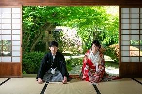旧松本邸で叶う和装wedding