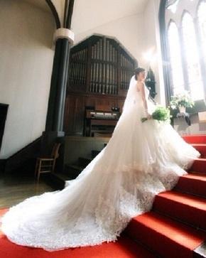 Classical × Natural Wedding