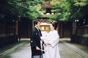 家族の絆が深まる神社挙式