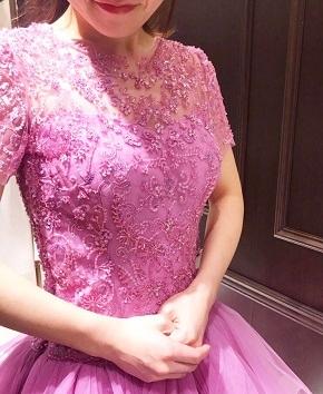 鹿児島で唯一無二のKENNETH POOL(ケネスプール)オリジナルカラードレスのご紹介【JUNO THE GRAND HOUSE 鹿児島店】