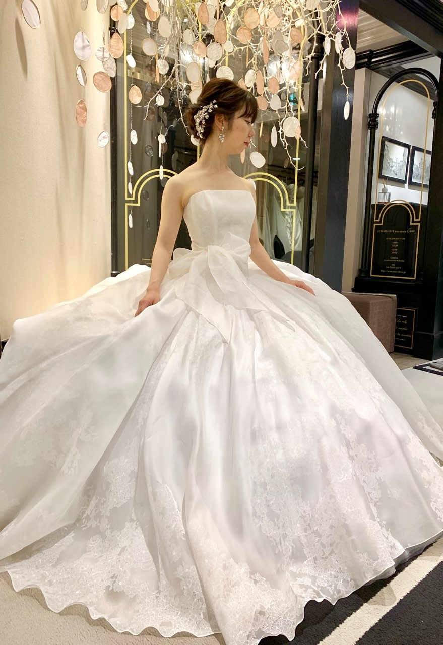 Romantic wedding -Isabelle Armstrong- 【新作ドレスのご紹介-ST.MARGARET dress salon by JUNO-】