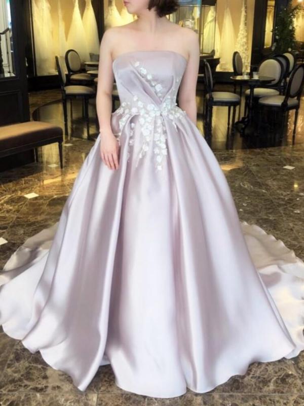 Leaf for Bridesの新作カラードレスのご紹介