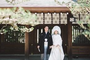 穏やかに流れる時間の中で、大切な家族と過ごす結婚式~神社挙式~