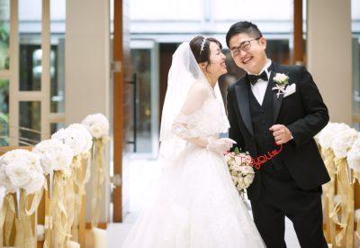Marchesaで理想の花嫁に  JR九州ステーションホテル小倉店