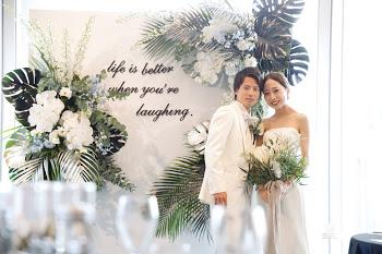 JUNO THE GRAND HOUSE 鹿児島店で叶えるconcept wedding No.2~つながる絆~