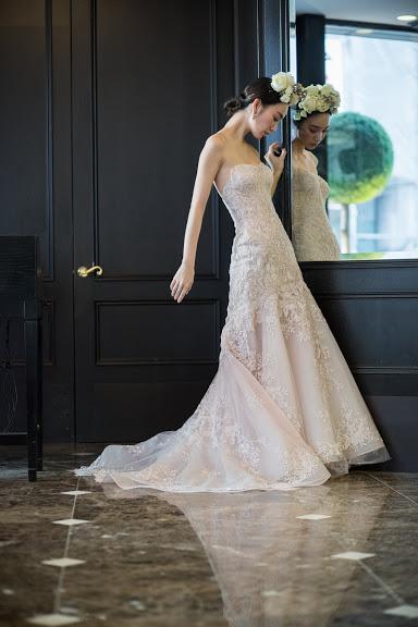 ISABELLE  ARMSTRONGの繊細な刺繍を纏って叶えるElegantly wedding