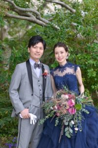 NAEEM KHAN × Leaf for Bridesでワンランク上のスタイリッシュWedding