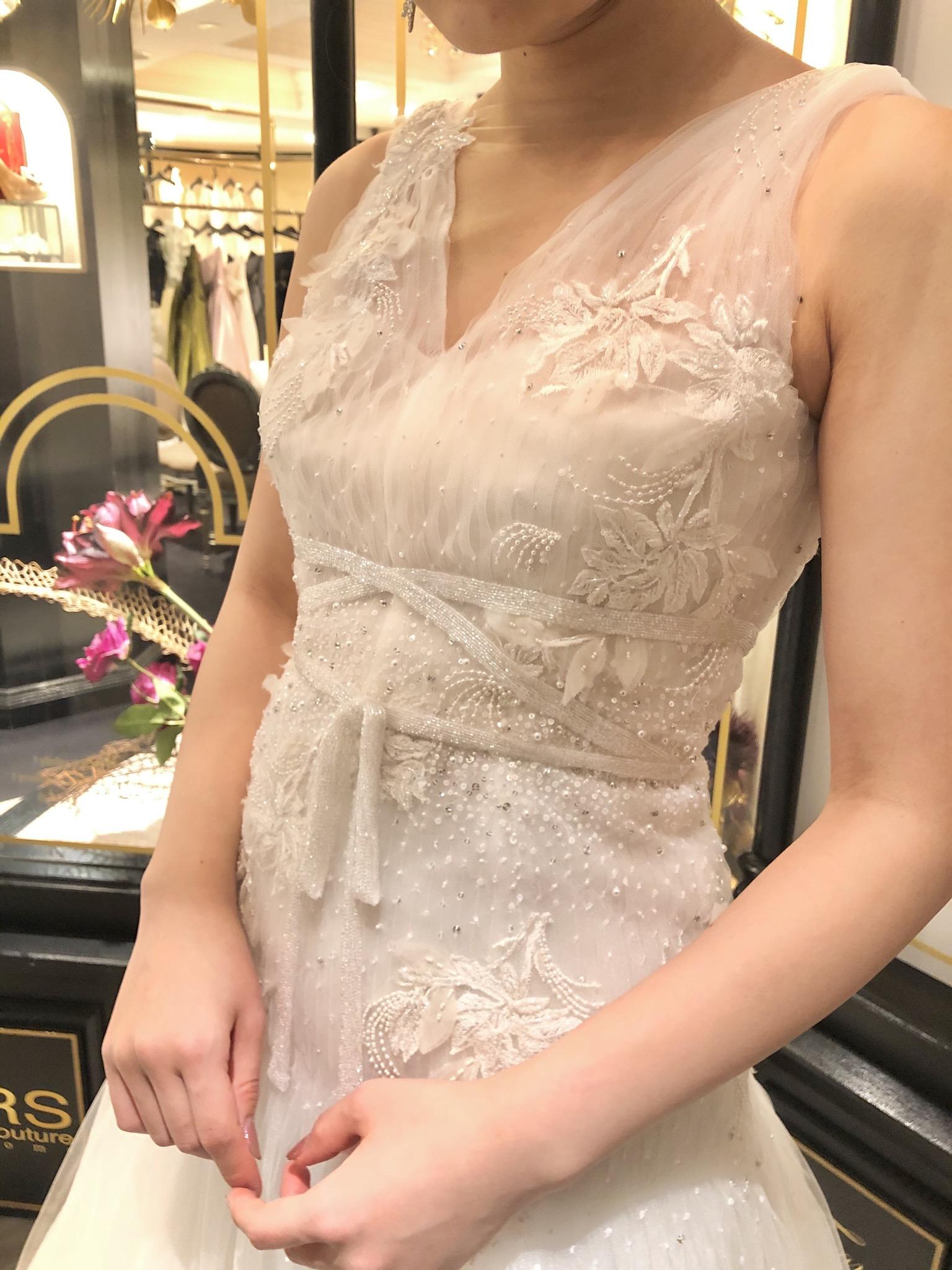 Marchesa Bridalの新作ドレスのご紹介