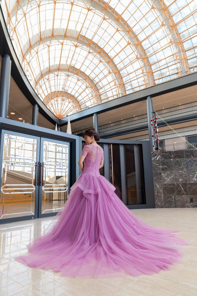 JUNO×KENNETH POOLのスペシャルなカラードレス入荷のお知らせ