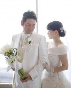 JUNO THE GRAND HOUSE 鹿児島店で叶えるSurprise Present Wedding