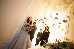 JUNO THE GRAND HOUSE 鹿児島店で叶えるconcept wedding No.3~つながる絆~