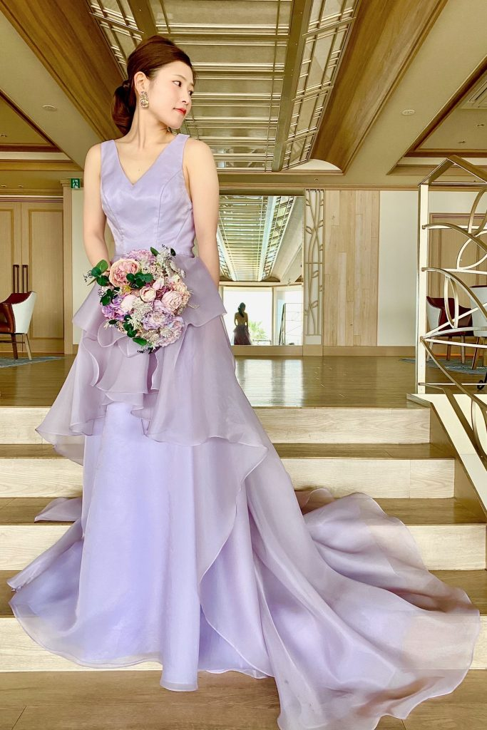 JUNO wedding dress bride bridal color Antonio Riva VERA WANG TREAT ジュノ ドレス ウエディング ウェディング カラードレス アントニオ リーヴァ ヴェラ