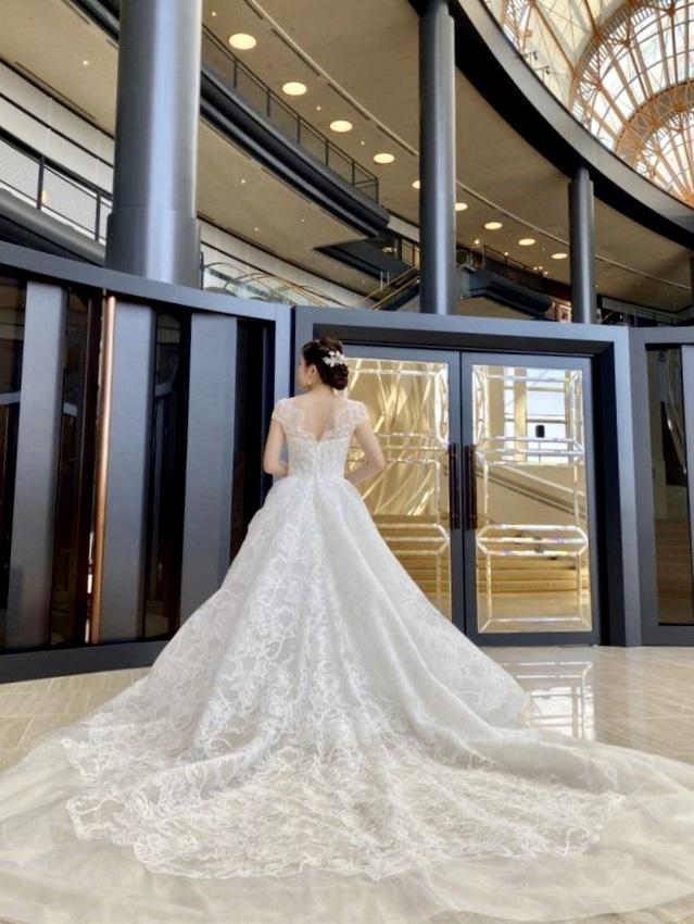 JUNO wedding dress color MARCHESA INES DI SANTO Antonio Riva VERA WANG ジュノ ウエディング ウェディング ドレス カラー カラードレス アントニオ リーヴァ マルケーザ マルケッサ イネス ディ サント ヴェラ