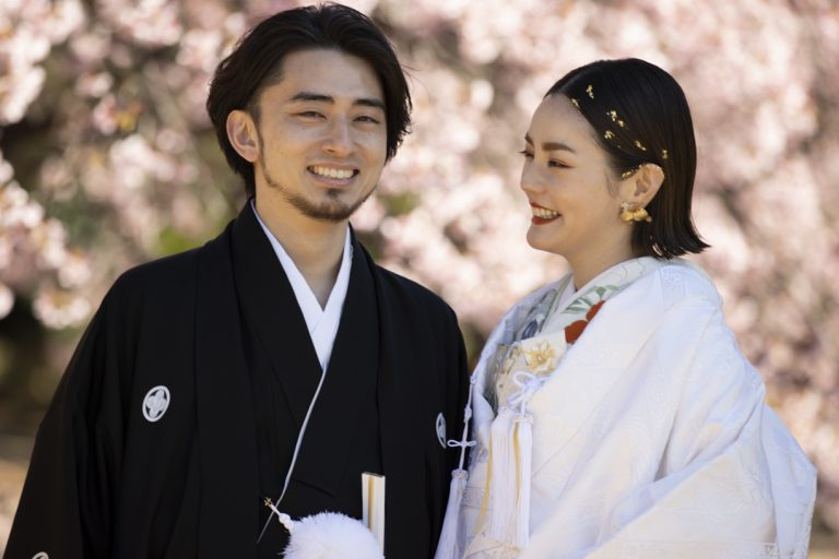 Wedding Photo Shooting 和久井様・藤井様の和装後撮りレポート Part.1