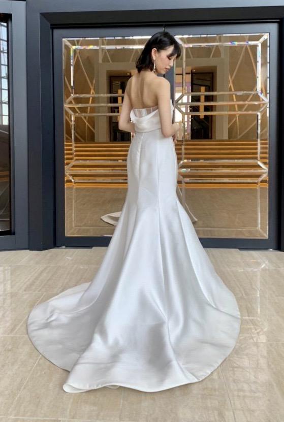 JUNO wedding dress bride bridal color Antonio Riva VERA WANG TREAT ジュノ ドレス ウエディング ウェディング カラードレス アントニオ リーヴァ ヴェラ MARCHESA マルケーザ マルケッサ