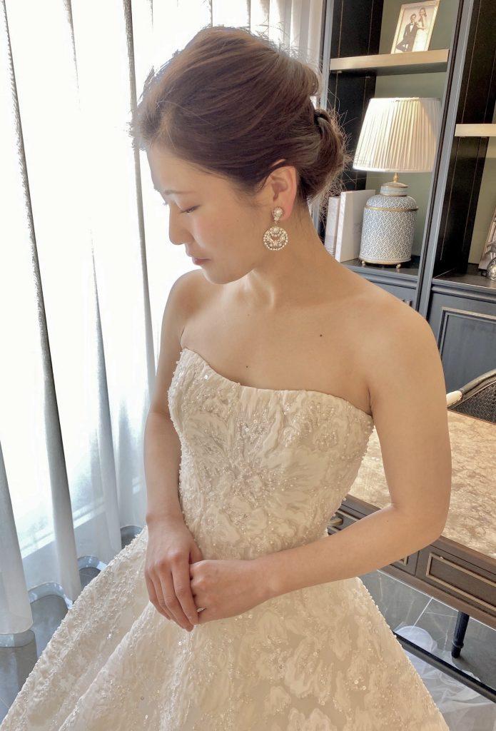 Isabelle Armstrong イサベル アームストロング JUNO ジュノ Wedding Dress Color ウエディングドレス カラードレス ウエディング ウェディング ドレス
