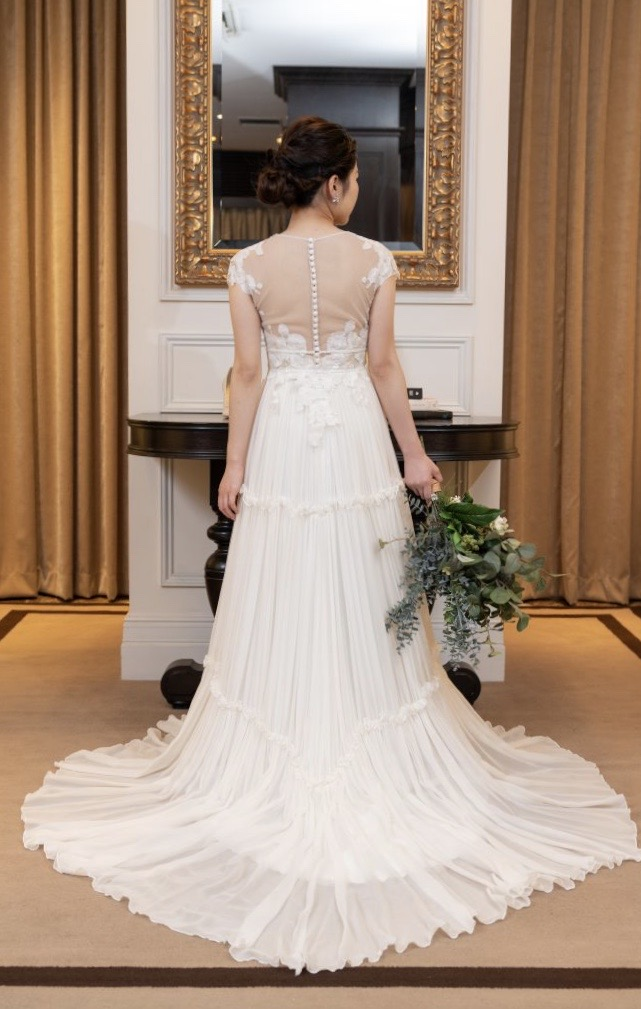 JUNO ジュノ ウエディング ドレス ウェディング Wedding dress Inmaculada Garcia インマクラーダ ガルシア