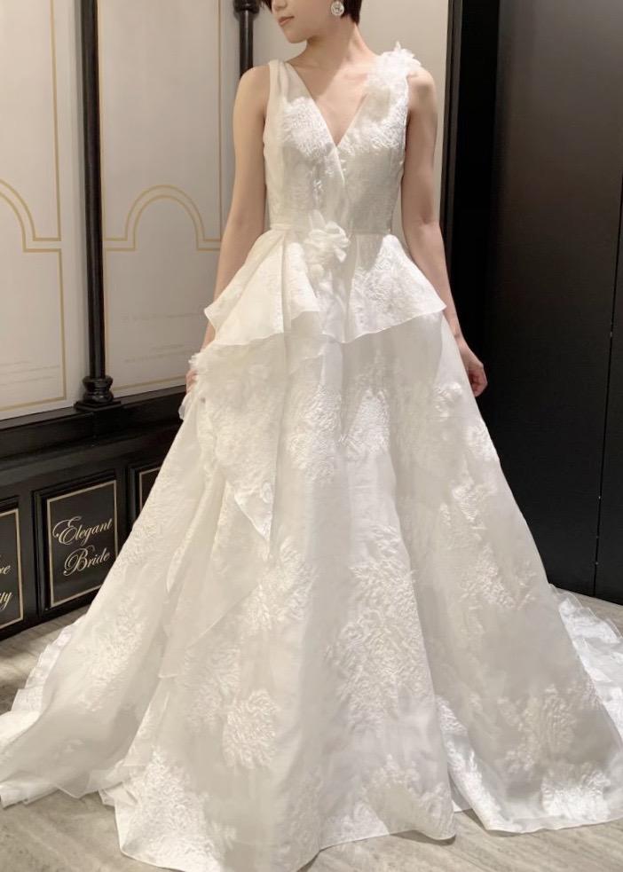 MARCHESA マルケーザ JUNO ジュノ Wedding Dress Color ウエディングドレス カラードレス ウエディング ウェディング ドレス