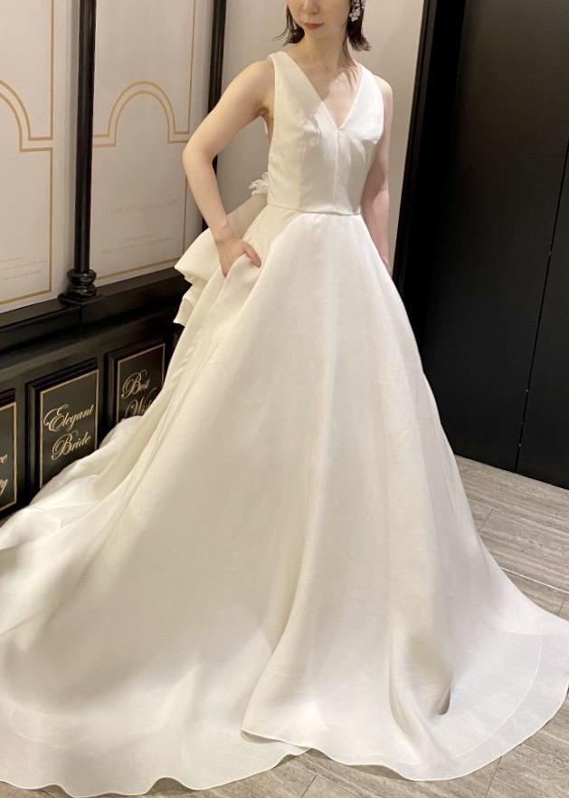 JUNO ジュノ ウエディング ドレス ウェディング Wedding dress Color MARCHESA マルケーザ マルケッサ