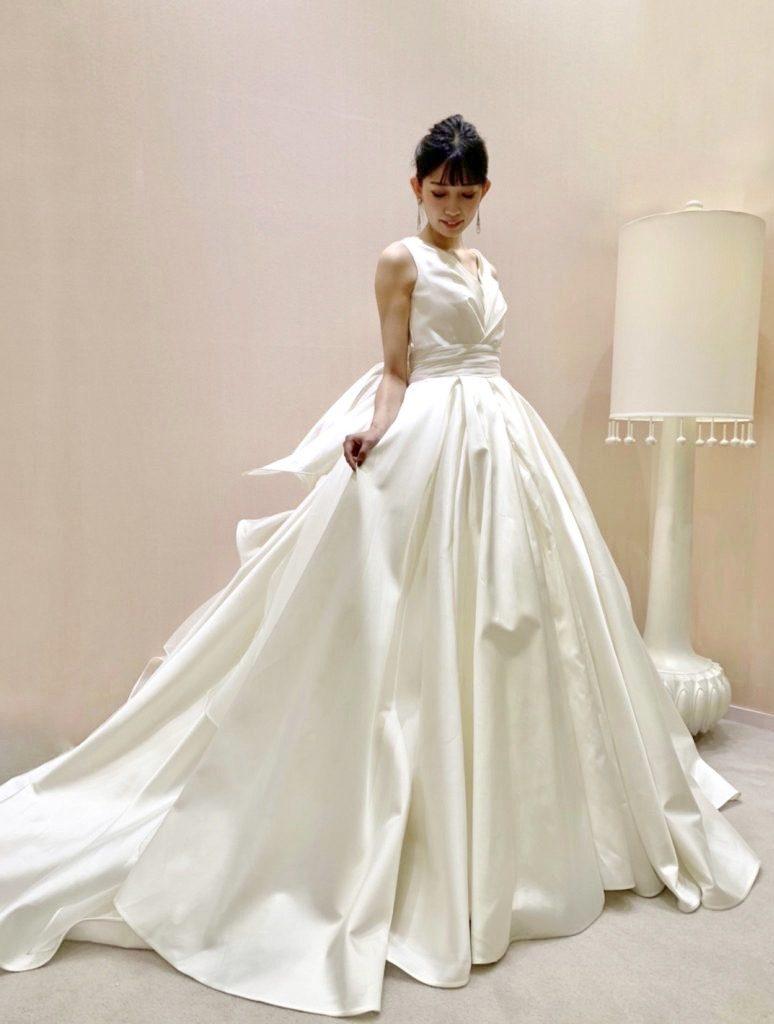 【Hilton 100th × JUNO × Antonio Riva】アニバーサリー ウエディングドレス