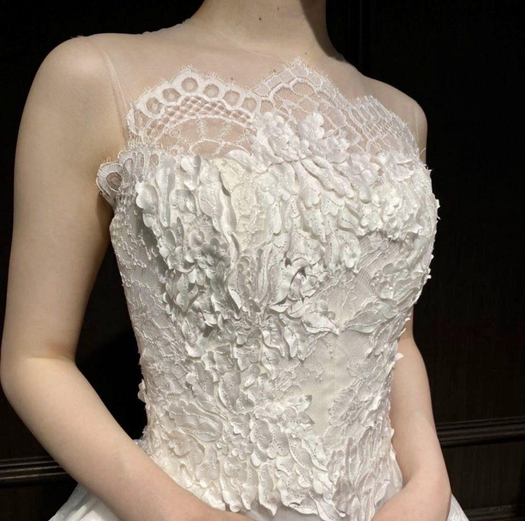 JUNO ジュノ ウエディング ドレス ウェディング Wedding dress Color INES DI SANTO イネス ディ サント