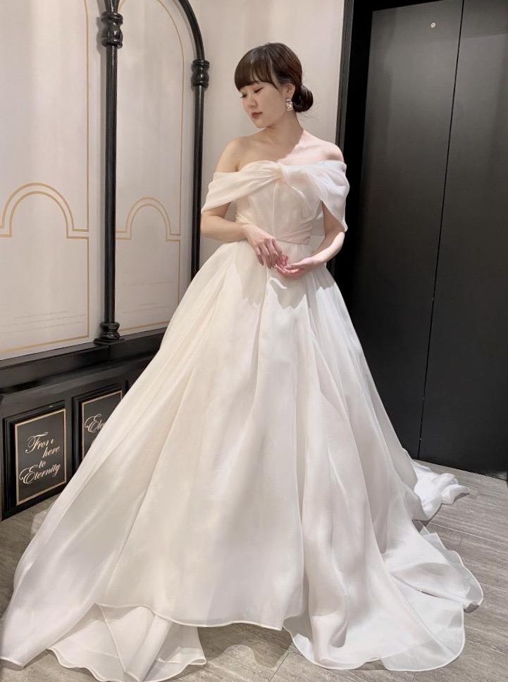 JUNO ジュノ ウエディング ドレス ウェディング Wedding dress Antonio Riva アントニオ リーヴァ