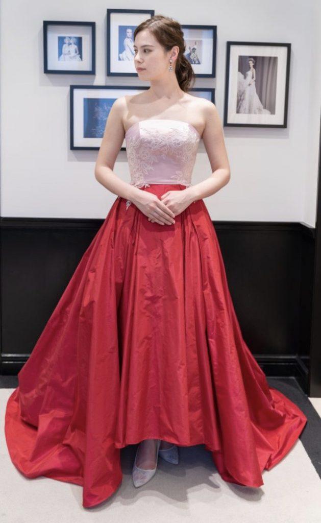 JUNO ジュノ ウエディング ドレス ウェディング Wedding dress Color Dress カラードレス