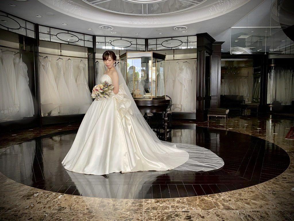 JUNO ジュノ ウエディング ドレス ウェディング Wedding dress Antonio Riva アントニオ リーヴァ Photo フォトウエディング