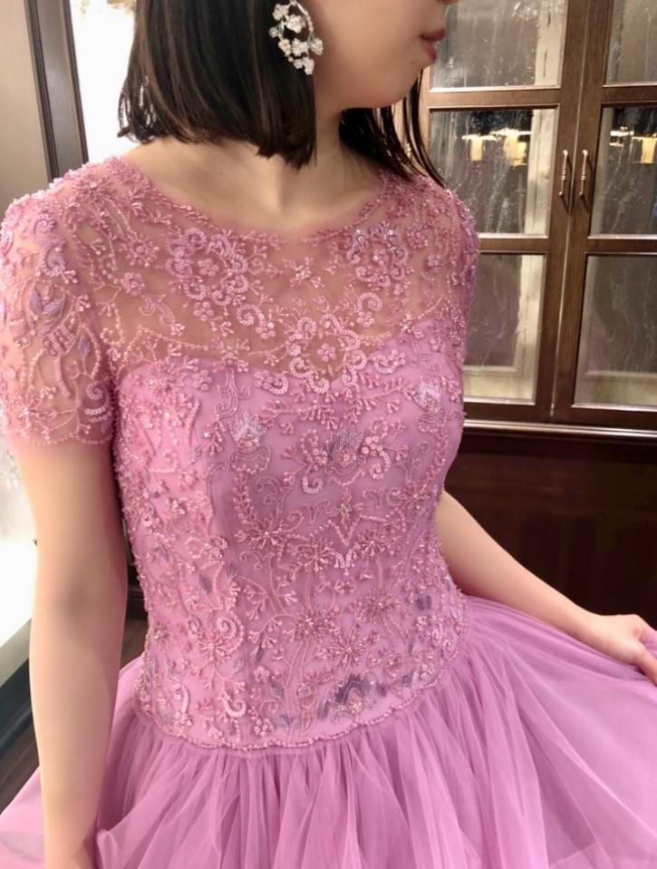 KENNETH POOL(ケネスプール)のカラードレスで叶える大人wedding