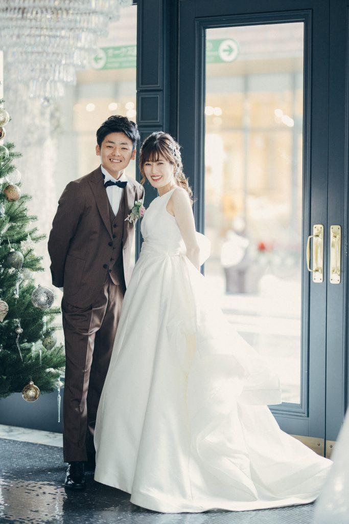 インポートドレスで叶える JUNO熊本店のフォトウェディング