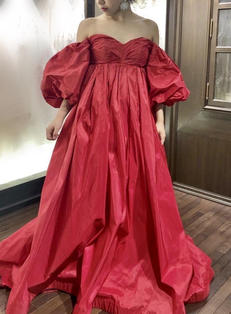 大注目のブランド Francesca Miranda(フランチェスカミランダ) のカラードレス