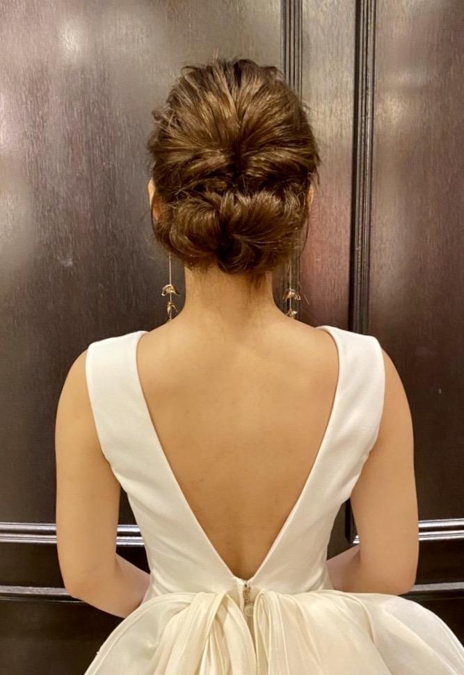 JUNO ジュノ ウエディング ドレス ウェディング Wedding dress Color Antonio Riva アントニオ リーヴァ