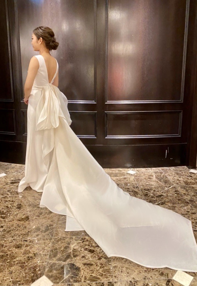ANTONIO RIVA(アントニオ・リーヴァ)のスタイリッシュなマーメイドドレス