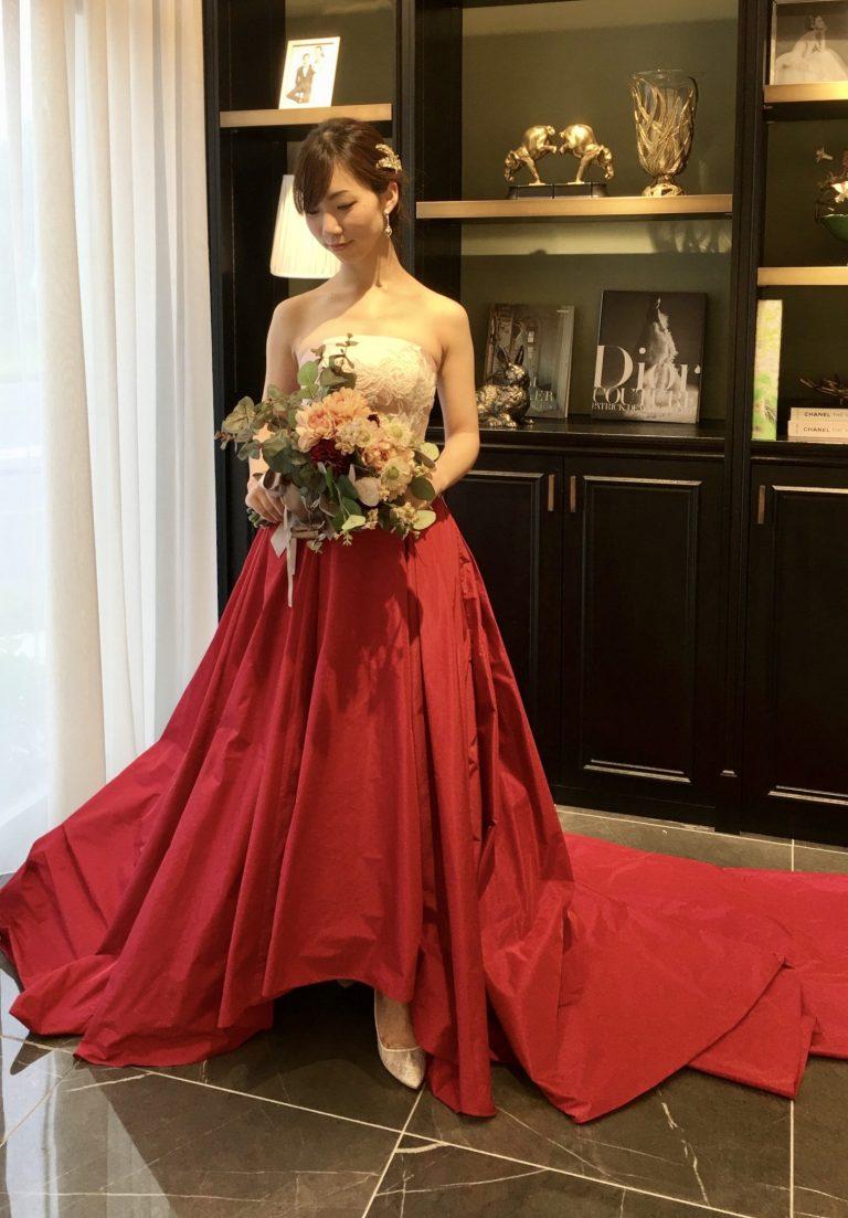 こだわりのトータルコーディネートが叶う JUNO Original Color Dress