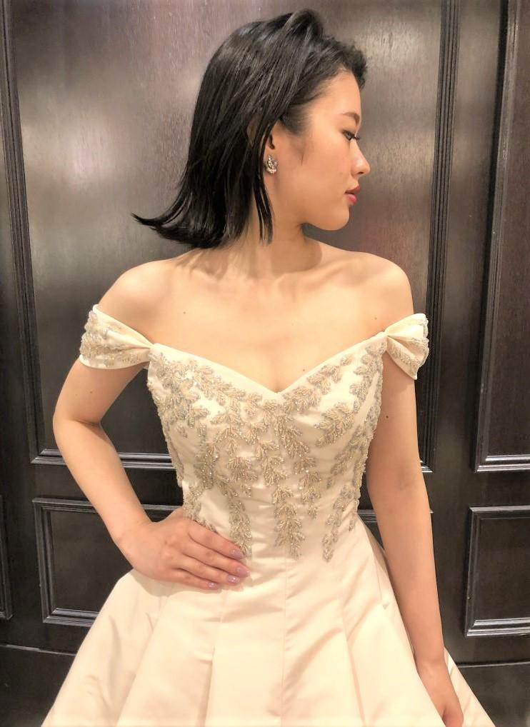 KENNETH POOL(ケネス プール) より新作ドレスのご紹介