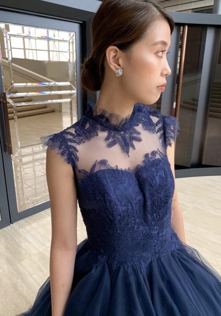 JUNO ジュノ ウエディング ドレス ウェディング Wedding dress Color Leaf for Brides リーフ フォー ブライズ