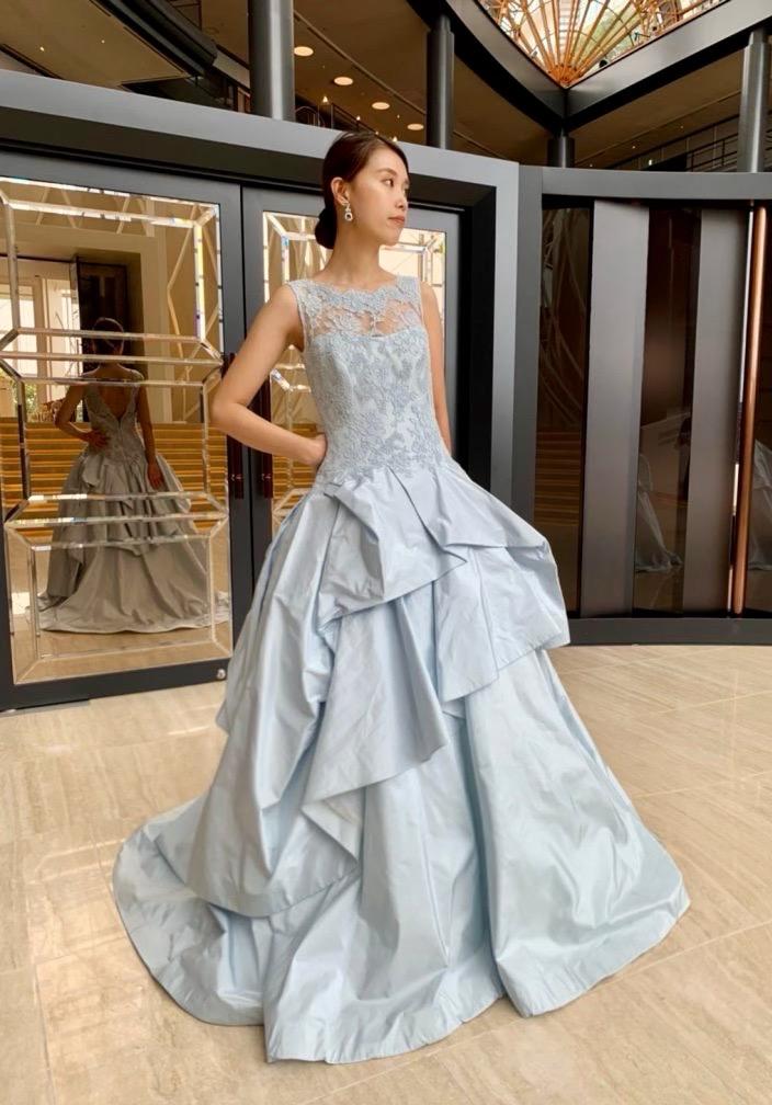 JUNO ジュノ ウエディング ドレス ウェディング Wedding dress Color KENNETH POOL Amsale ケネスプール