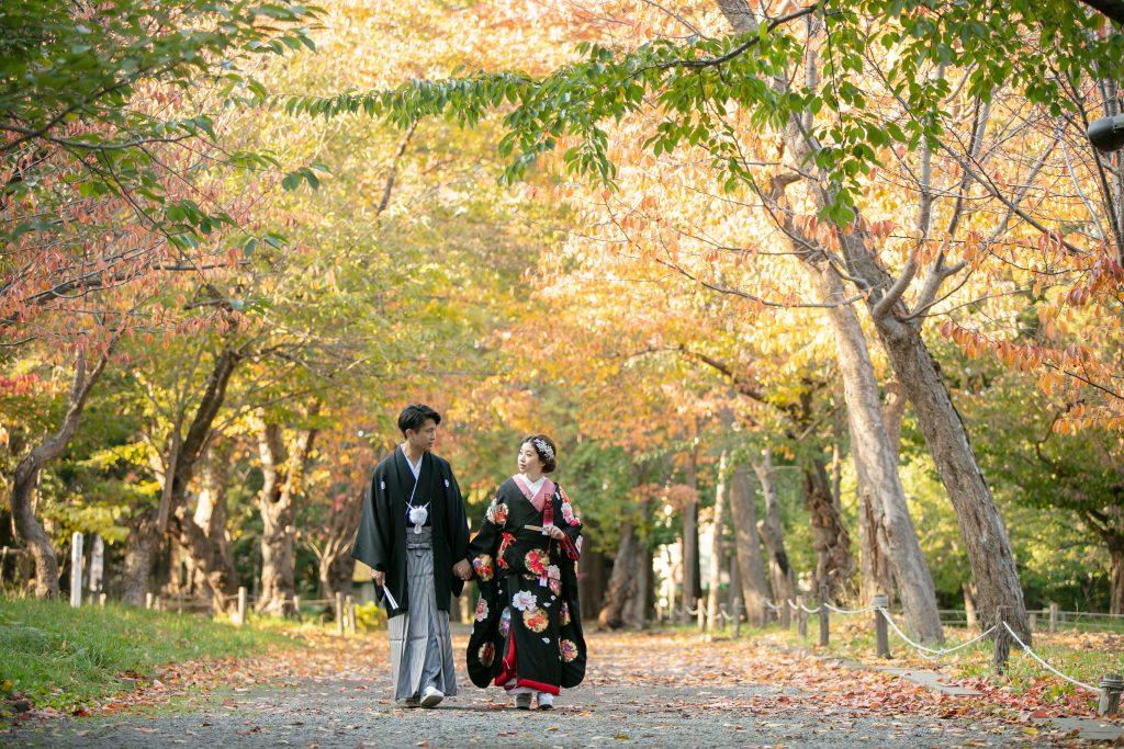 JUNO札幌 北海道神宮 JUNO ジュノ 和婚 神社挙式