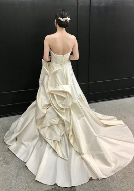 ウエディングドレス JUNO  ジュノ アントニオ・リーヴァ ANTONIO RIVA