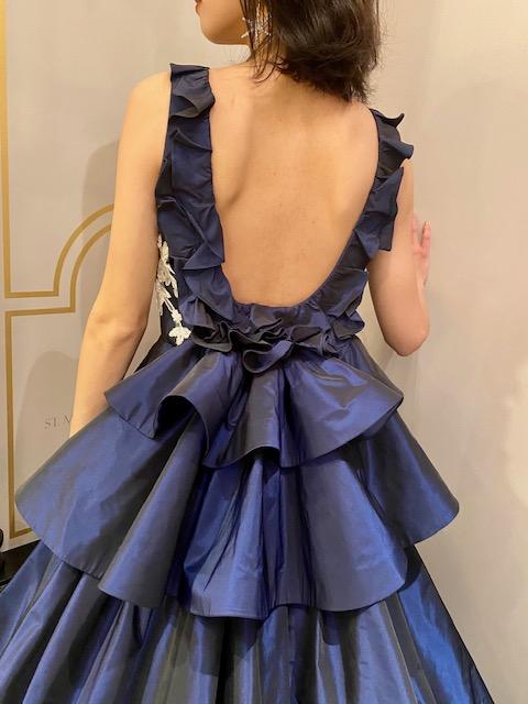 日本の花嫁様の為に誕生したJUNOオリジナルカラードレスのご紹介