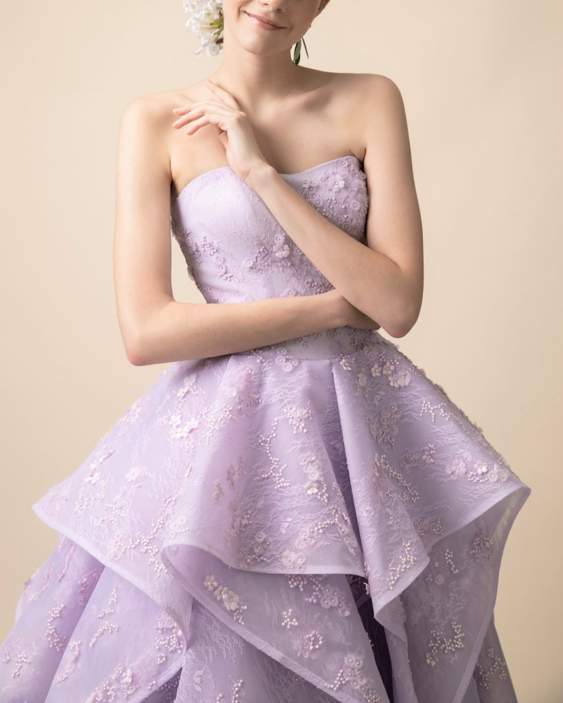 JUNO Original Dress ジュノ オリジナルドレス カラードレス