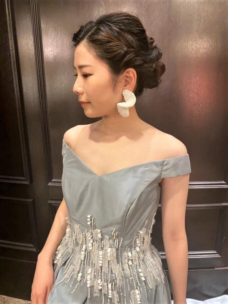 JUNOでしか出会えないエレガント&モダンなオリジナルカラードレスのご紹介