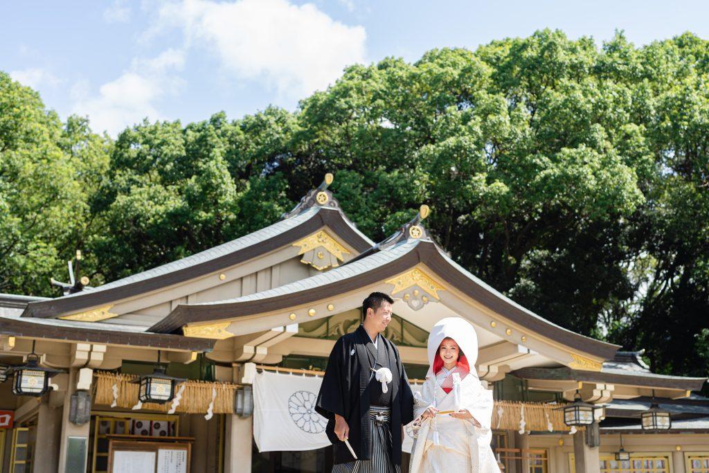 【福岡で神社挙式をお考えのお客様へ】~神前式が体験出来る~模擬挙式フェアのお知らせ