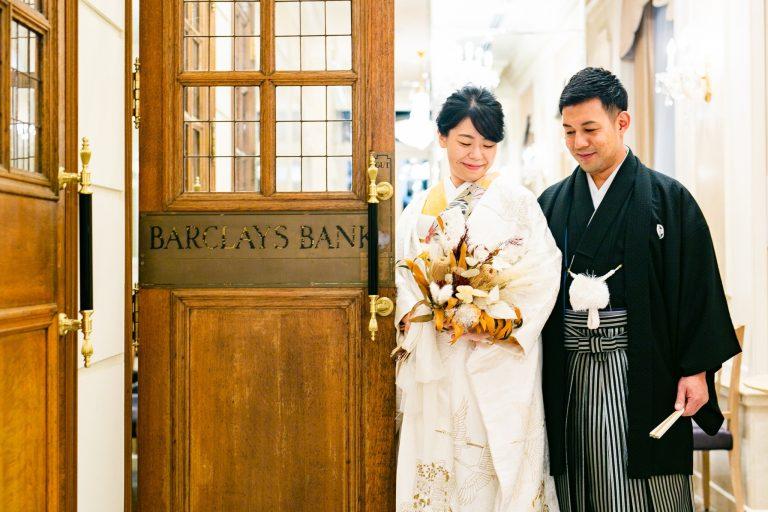 JUNO恵比寿店 リアル花嫁様の和装コーディネートのご紹介